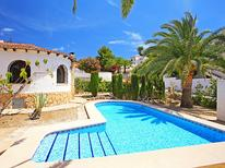 Holiday home 15433 for 4 persons in Benissa