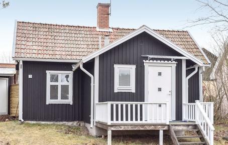 Gemütliches Ferienhaus : Region Smaland für 6 Personen
