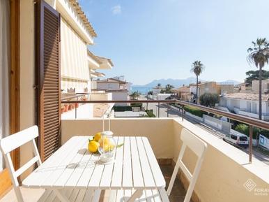 Für 4 Personen: Hübsches Apartment / Ferienwohnung in der Region Balearen