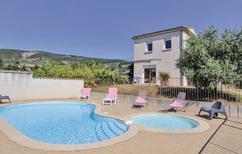Maison de vacances 1500167 pour 6 personnes , Valvignères