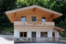 Holiday home 1500576 for 8 persons in Mayrhofen