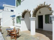 Appartement 1500609 voor 4 personen in Tinos