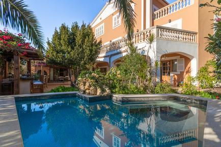 Gemütliches Ferienhaus : Region Mallorca für 12 Personen