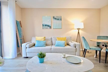 Für 4 Personen: Hübsches Apartment / Ferienwohnung in der Region Costa de Lisboa