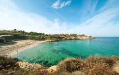 Appartement 1500836 voor 2 volwassenen + 2 kinderen in Porto Torres