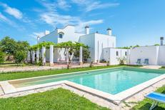 Holiday home 1501047 for 10 persons in Alezio