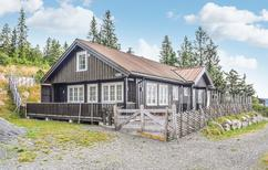 Holiday home 1501526 for 9 persons in Sjusjøen