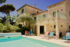 Holiday home 1502642 for 10 adults + 2 children in Les Issambres