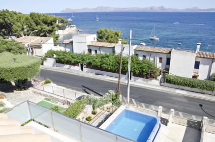 Gemütliches Ferienhaus : Region Balearen für 8 Personen