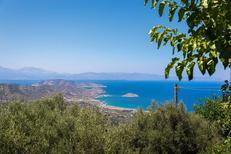 Casa de vacaciones 1502994 para 4 personas en Mirsini