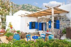 Casa de vacaciones 1502995 para 3 personas en Mirsini