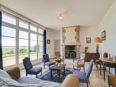 Gemütliches Ferienhaus : Region Trouville-sur-Mer für 8 Personen