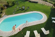 Ferienhaus 1504136 für 16 Personen in Montelabbate