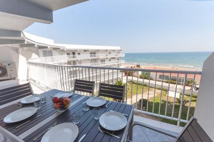 Ferienwohnung, Strand: 50 m