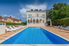 Holiday apartment 1505116 for 4 persons in Bašanija