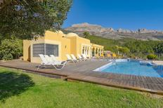 Holiday home 1505521 for 8 persons in Altea