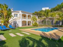Holiday home 1506076 for 8 persons in Benissa