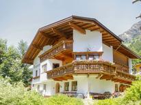 Appartement 1507360 voor 8 personen in Sankt Leonhard im Pitztal