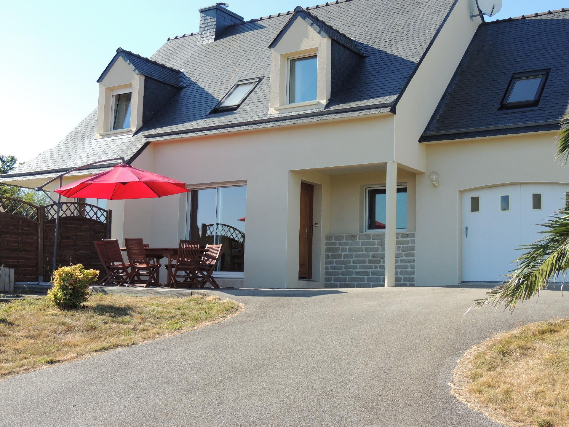 Ferienhaus für 8 Personen ca. 120 m² in