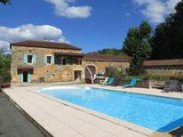 Holiday home 1508097 for 6 persons in Montcabrier-Lot