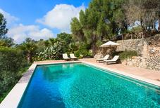 Holiday home 1508337 for 6 adults + 2 children in Santa María del Cami