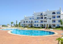 Appartement 1508628 voor 6 personen in Marina Smir