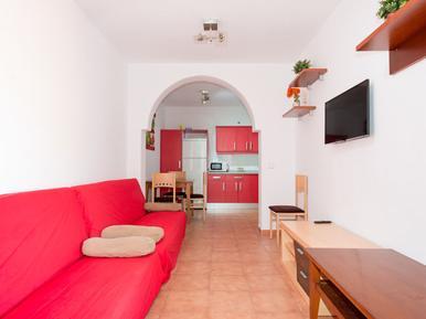Gemütliches Ferienhaus : Region Costa de la Luz für 5 Personen