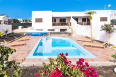 Holiday home 1509374 for 8 persons in Playa Blanca