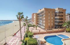 Appartement 1509516 voor 4 volwassenen + 1 kind in Águilas