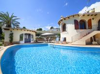 Holiday home 1510405 for 8 persons in Benissa