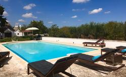 Holiday home 1510488 for 6 persons in Martina Franca