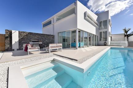 Gemütliches Ferienhaus : Region Gran Canaria für 8 Personen