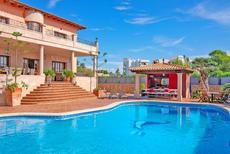 Holiday home 1512089 for 16 persons in Port de Pollença