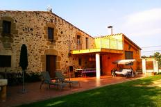 Rekreační dům 1514335 pro 8 dospělí + 3 děti v Canet d'Adri