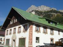Holiday apartment 1515420 for 7 persons in Nesselwängle
