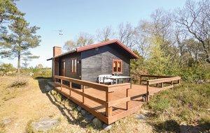 Gemütliches Ferienhaus : Region Mitteljütland für 4 Personen