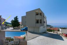 Appartement 1519202 voor 4 personen in Makarska
