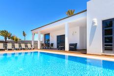 Holiday home 1519409 for 6 persons in Playa Blanca
