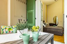 Appartement 1522035 voor 1 volwassene + 1 kind in Lucca