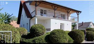 Appartamento 1522088 per 6 persone in Gyenesdias