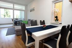 Appartement 1523626 voor 3 personen in Piran