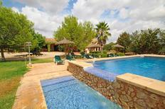 Rekreační dům 1524732 pro 8 osob v Campos
