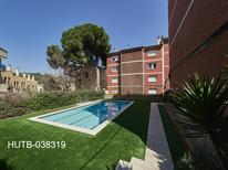 Appartement 1525276 voor 6 personen in Sant Andreu De Llavaneres
