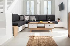 Appartement 1525351 voor 4 personen in Vothonas