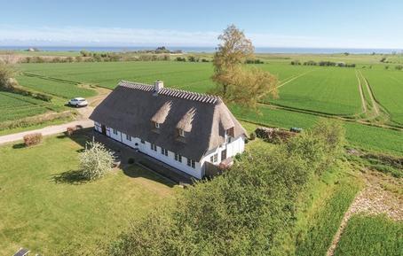 Gemütliches Ferienhaus : Region Alsen für 6 Personen