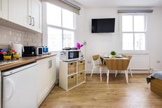 Appartement 1525972 voor 2 personen in London-Hammersmith and Fulham