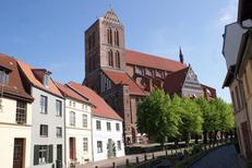 Ferienwohnung 1528067 für 4 Personen in Wismar