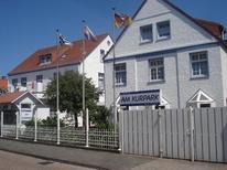 Monolocale 1528350 per 2 persone in Norderney