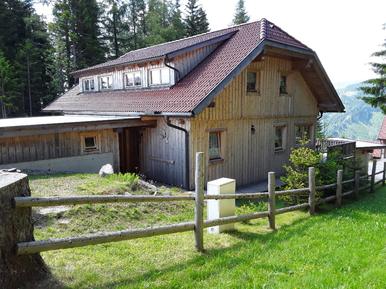 Gemütliches Ferienhaus : Region Kärnten für 9 Personen