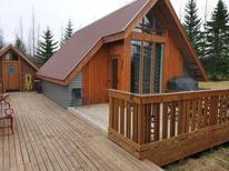 Casa de vacaciones 1529924 para 4 personas en Reykjaskógur